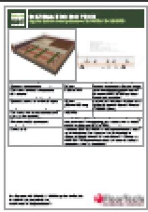 pannelli radianti pavimento scheda tecnica pannelli radianti pavimento parete a soffitto