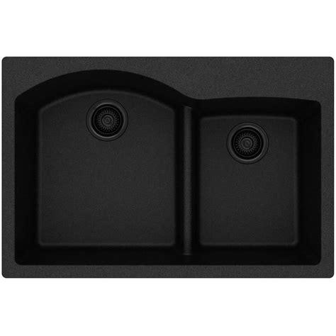 Elkay Elkay By Schock Drop In Undermount Quartz Composite Quartz Kitchen Sink