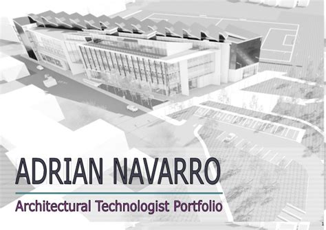 architectural technology dissertation topics adrian navarro architectural technologist portfolio