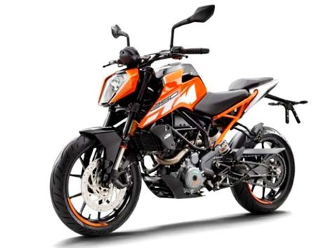 Ktm Models In India Ktm Duke 250 2017 Model Launched In India New Ktm 250