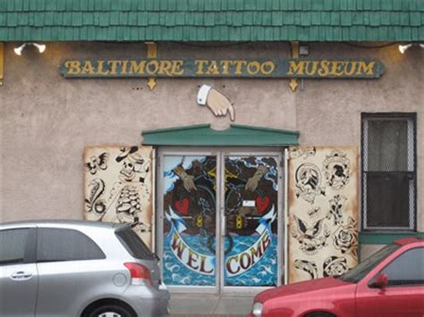 baltimore tattoo museum baltimore museum inc baltimore md oddball