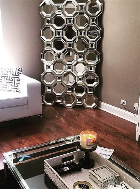 gianaallthat showcased her recent zgallerie mirror purchase our axis floor mirror and we re