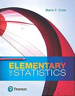 Statistics 13th Edition etextbook elementary statistics 13th edition ebooktestbank