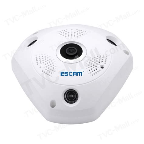 Wireless Vr Ip Fisheye Lens And Free App For Mobile Phone escam shark qp180 1 44mm fisheye lens 960p wifi ip support vr app us tvc mall