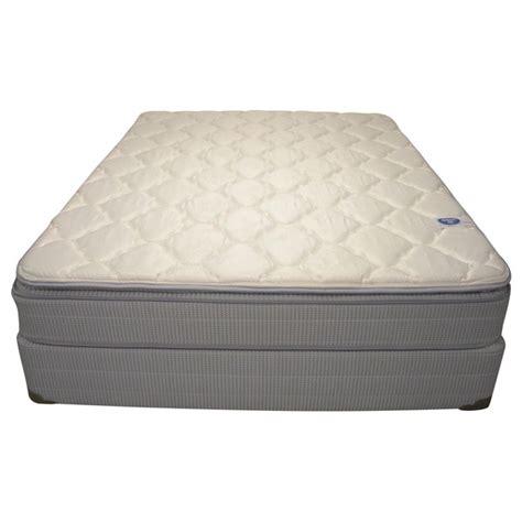 Pillow Top King Size Mattress Set by Air Value Abbott Pillowtop California King Size