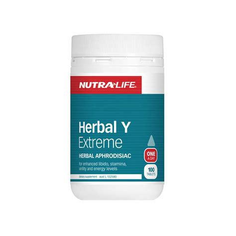 y supplements herbal y
