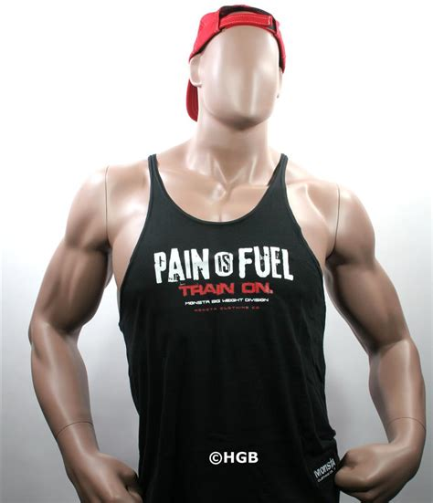 bodybuilding clothing weightlifting shirts fitness apparel for men monsta clothing workout bodybuilding gym wear pain