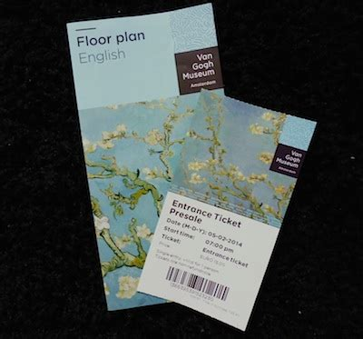 amsterdam museum van gogh tickets vangogh museum ticket travel like a local