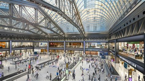 new york station books inside new york city s moynihan the future of