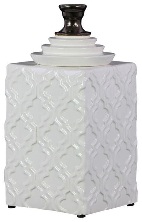 square kitchen canisters ceramic square canister kitchen canisters and jars by trends collection