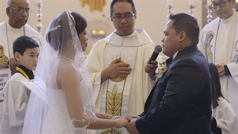 Dianne & Anthony's Wedding Toronto Filipino Videographer