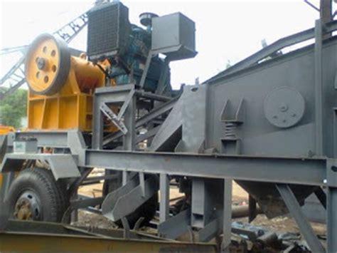 harga mesin crusher pemecah batu terbaru resmi