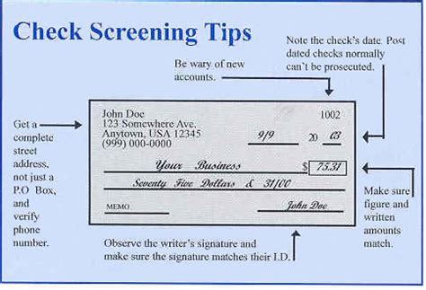 How To Check Misdemeanor Records Bad Check Screening Tips