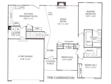 custom ranch floor plans custom ranch home floor plans home design and style