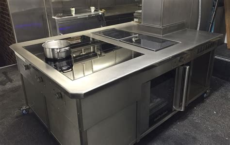 induction cooking commercial kitchens why a bespoke stove induction cooking suites induction stoves and induction hobs