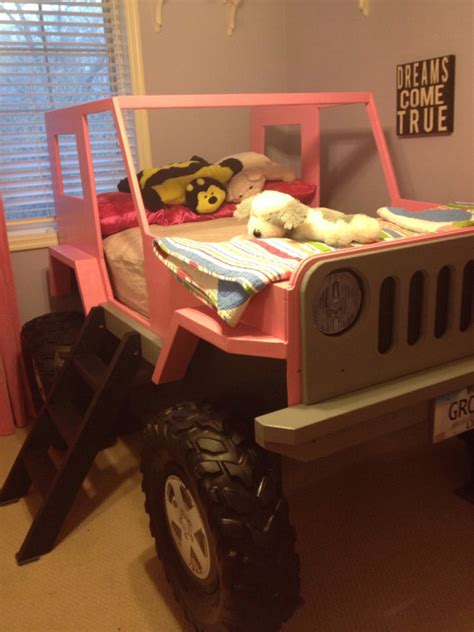 kids jeep bed jeep bed plans twin size car bed
