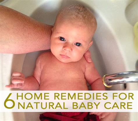 6 home remedies for baby care