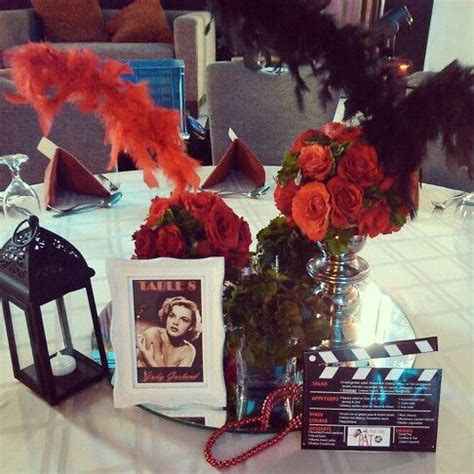 vintage hollywood theme party ideas vintage hollywood birthday party ideas tita patty s old