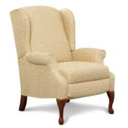 Slipcover For Wingback Recliner Tall Leather Wingback Recliner Chair With Nailhead Trim