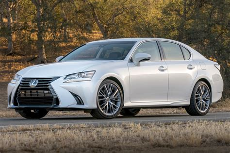 lexus sedans 2016 used 2016 lexus gs 350 for sale pricing features edmunds