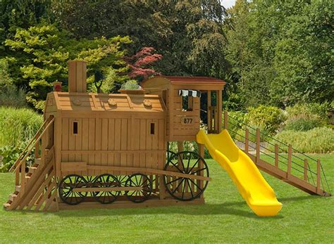 castle swing set plans castle swing set plans 941 happy train daze swingset 944