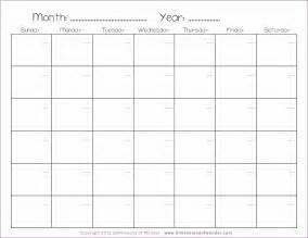 Calendar Template Monthly Free Monthly Calendar Template Designproposalexle