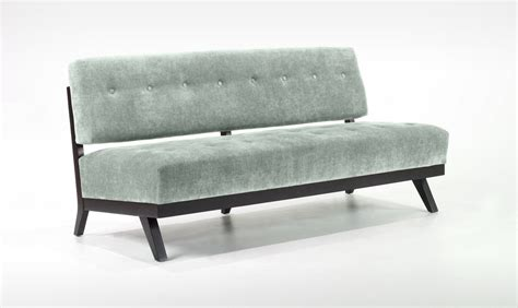 armless settee sofa furniture gt living room furniture gt settee gt armless settee