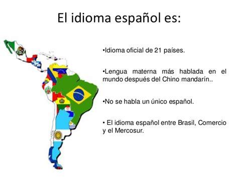 q es pattern en español el espa 241 ol por el mundo y su importancia