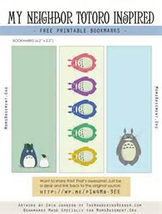 Bookmarks cute kawaii resources