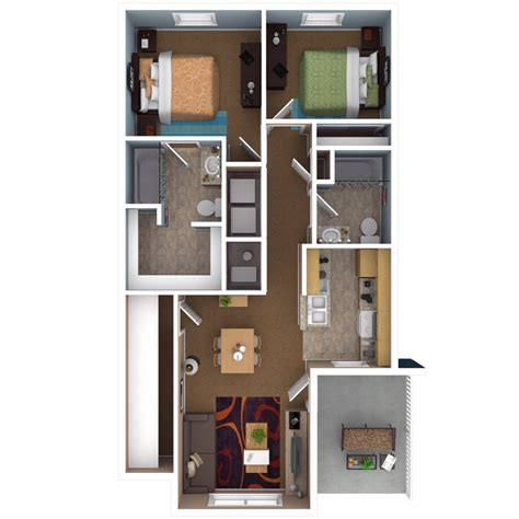 apartment plans 2 bedroom apartments in indianapolis floor plans