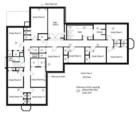 hvac floor plan hvac system for basement buckeyebride