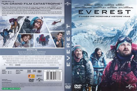 film everest cinema jaquette dvd de everest cin 233 ma passion