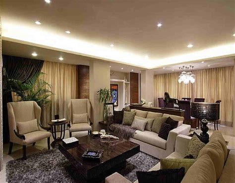 Decorating Ideas For Large Open Living Room Small Living Room With Large Wall Idea Decosee