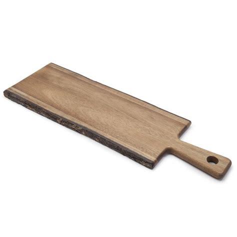 planche cuisine bois planche de service bois 224 rebord 233 corce cuisine pratique