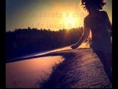 testo ho imparato a sognare il cielo d irlanda fiorella mannoia con testo