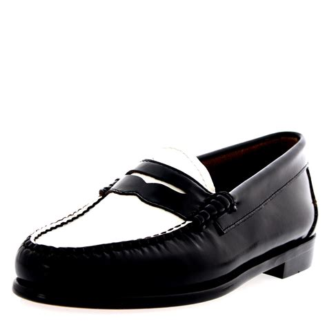 bass shoes loafers womens g h bass weejuns leather smart loafers office