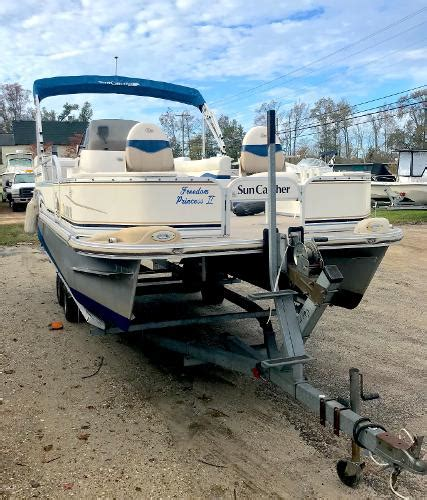used boat for sale new jersey used pontoon boats for sale in new jersey boats
