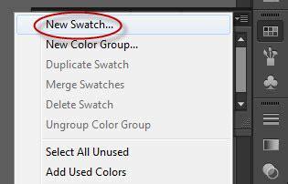 Pasti Bisa Belajar Sendiri Adobe Illustrator Cs6 cara membuat warna sendiri menggunakan illustrator cs6