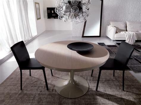 esstisch ausziehbar modern runde esstische als design highlight modern und ausziehbar