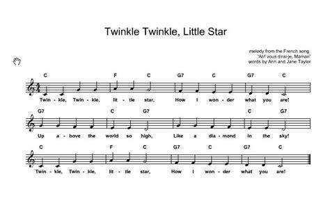Ukulele Twinkle Twinkle Little Star Chords Choice Image Chord