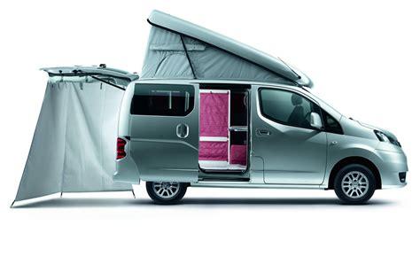2012 nissan nv200 evalia for cing garage car