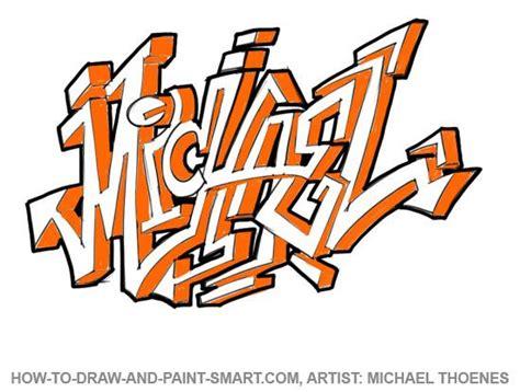 write    graffiti letters