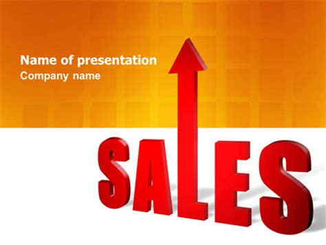 sales presentation template for powerpoint and keynote