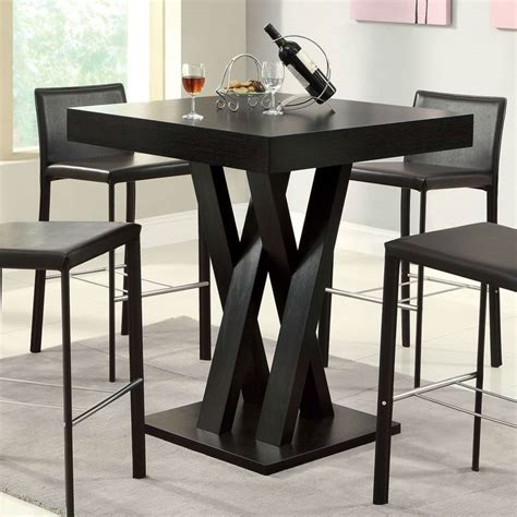25 best ideas about square dining tables on