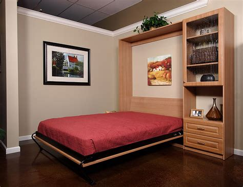 Murphy Bed With Closet by Sacramento Murphy Wall Beds Home Office The Closet Doctor