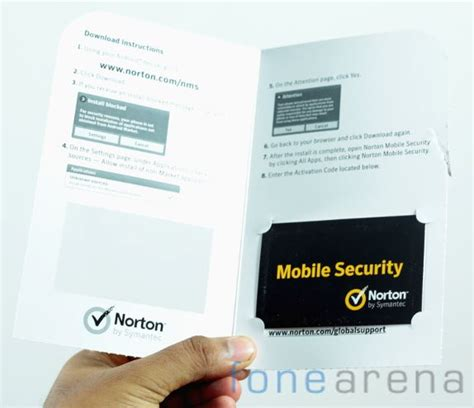 norton mobile key norton mobile security review