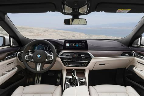 Bmw 6 Series Interior by The All New 2018 Bmw 6 Series Gran Turismo Unveiled Autobics