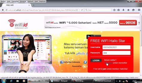 Wifi Id mengatasi wifi id gagal login