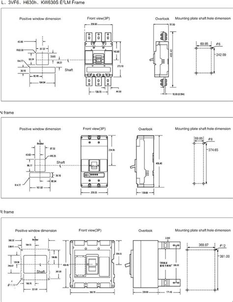 4 pole dc circuit breaker wiring diagram free