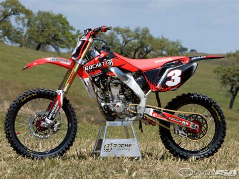 honda motocross bikes cams honda crf256r project bike motorcycle usa
